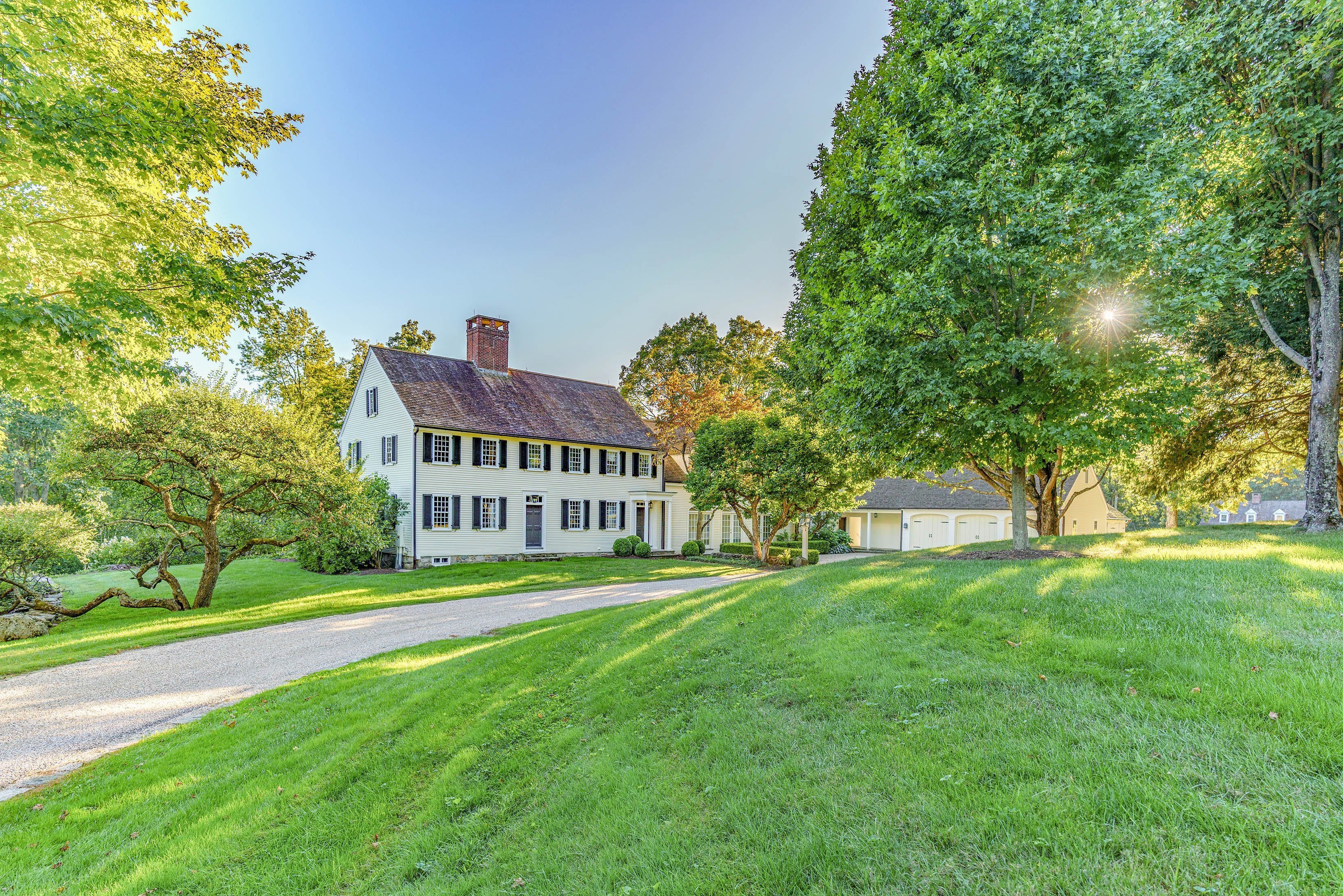 c1820 Warner House on 31± Prime Acres